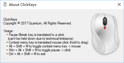 clickkeys preview