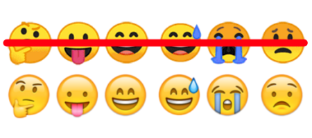 Old Slack Emojis Preview